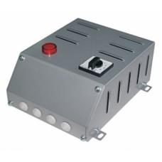 SRE-D-1,5-T трехфазный пятиступенчатый регулятор скорости в корпусе