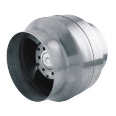 ВOК 120/100 T (Al) с ОК (+150°C) вентилятор термостойкий с обратным клапаном