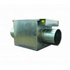 ВОК 160-2 двухрядный водяной канальный нагреватель
