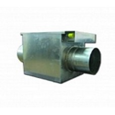 ВОК 200-2 двухрядный водяной канальный нагреватель