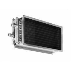 WHR 300х150-3 водяной нагреватель для прямоугольных каналов