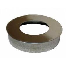 Заглушка 140/220 оцинкованная сталь