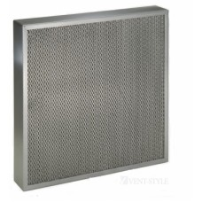 ЖУКассета 200х200х17-3 жироулавливающая трехслойная ФВ 100,ФВ 125, ФВ 160